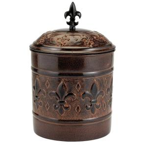 Versailles Cookie Jar with Fresh Seal Cover