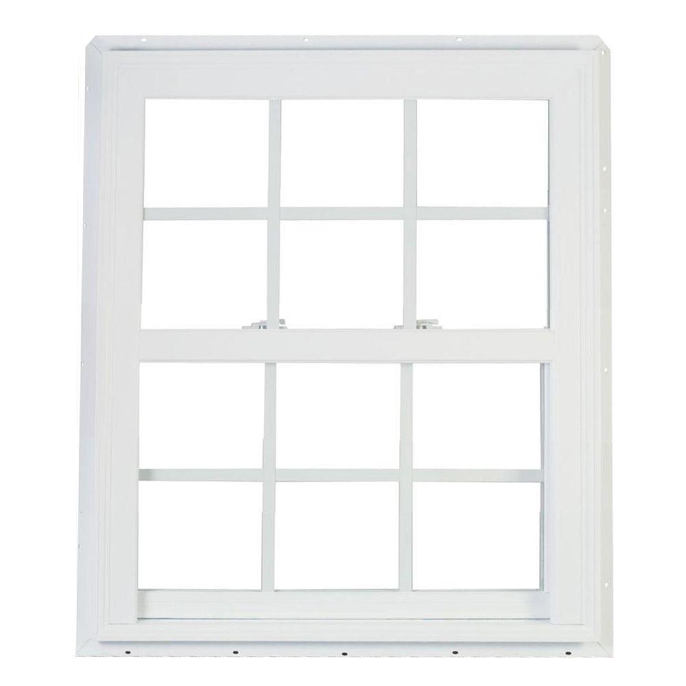 36 in. x 36 in. 2900 Series Single Hung Vinyl Window