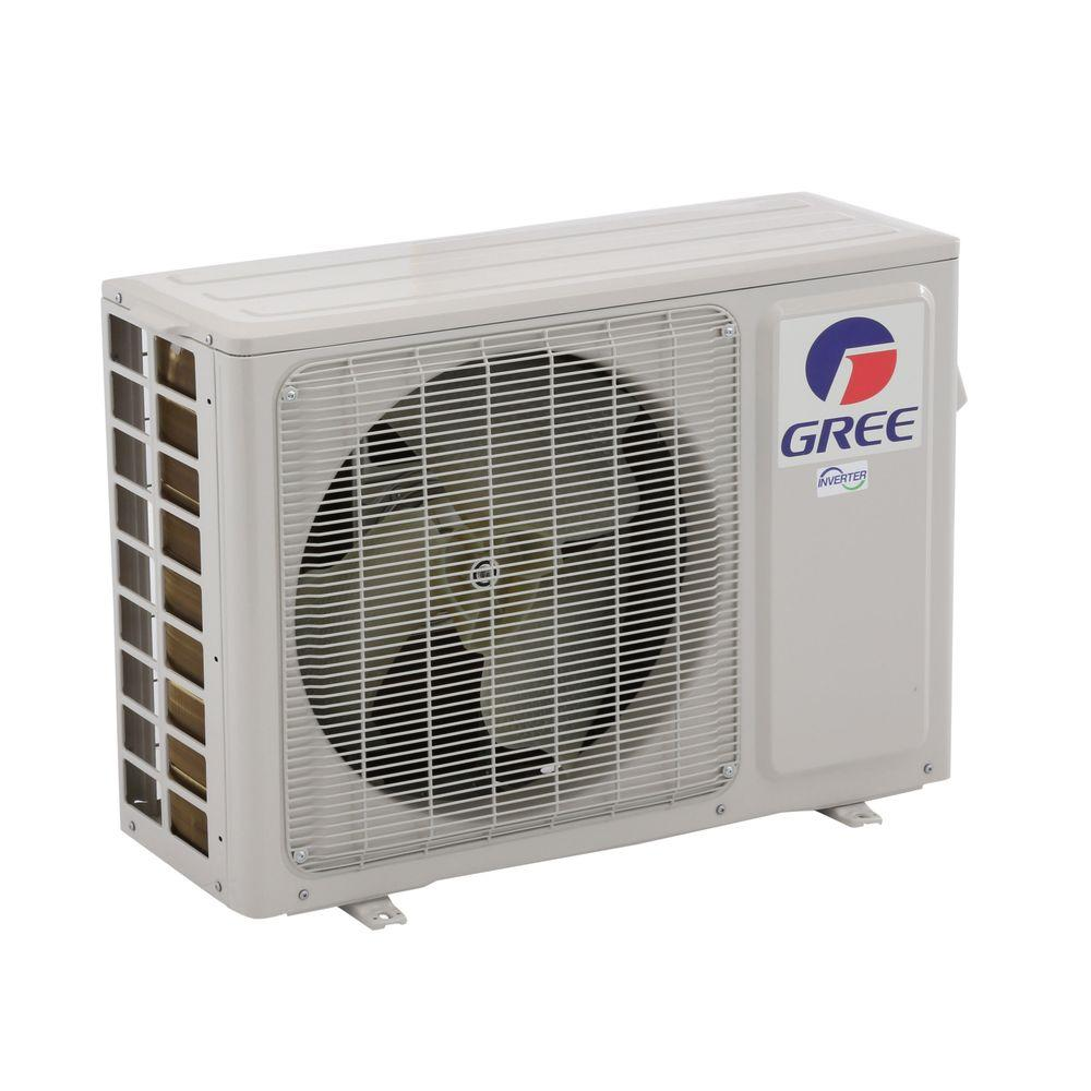 Gree Ultra Efficient 12 000 Btu 1 Ton Ductless Mini Split