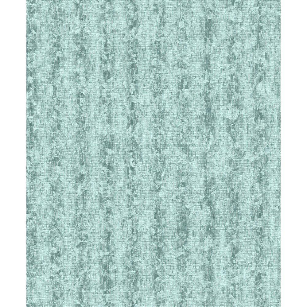 Decorline Adalynn Teal Texture Wallpaper