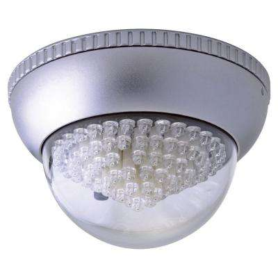 Indoor Wide Angle Infrared Illuminator - Silver