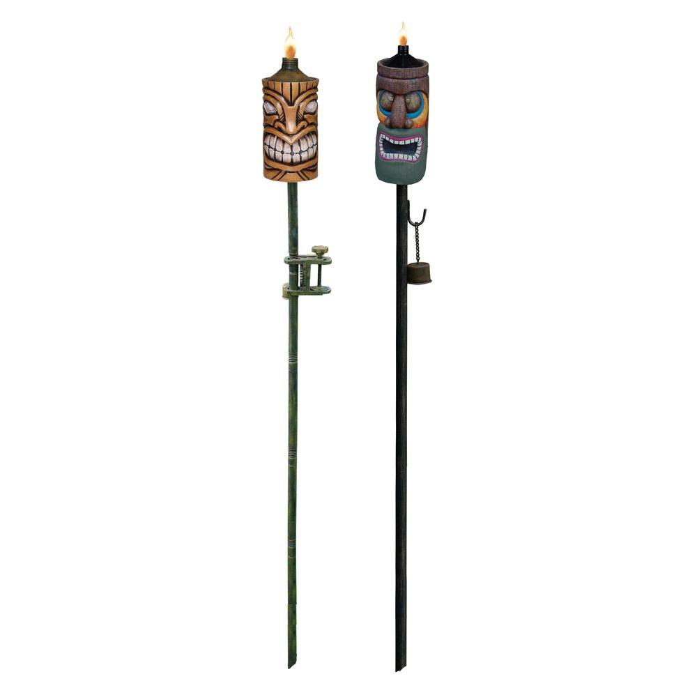 4 ft. King Luau and King Kona Torch