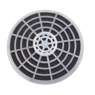 Dome Filter with Foam Media for Select ProTeam Vacs