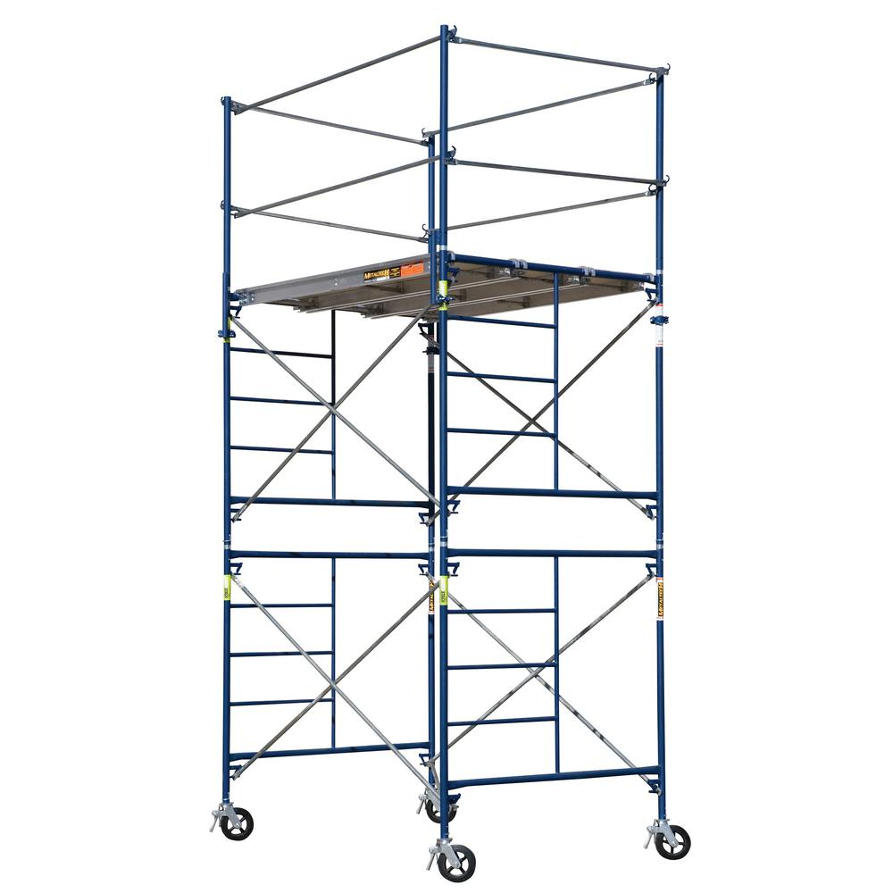 MetalTech Saferstack 10 Ft X 5 7 2 Story