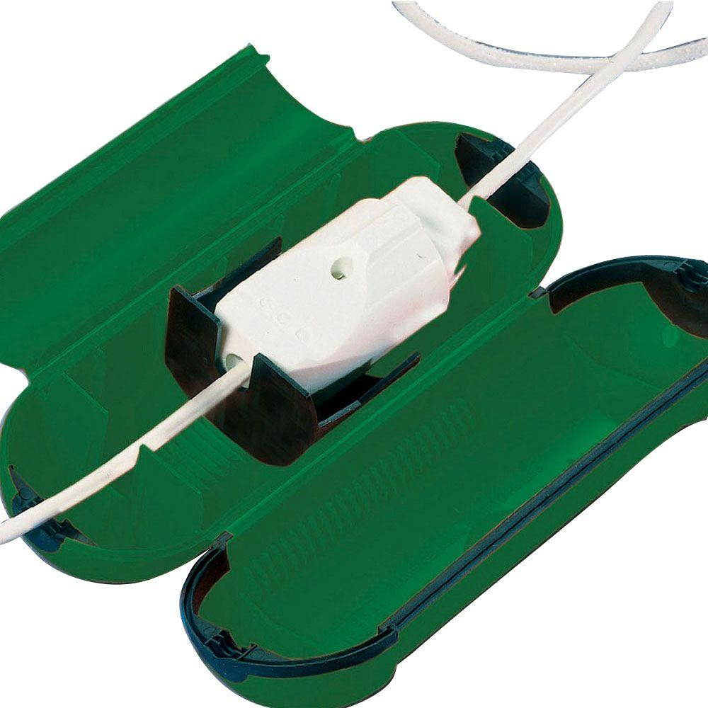 Extension Cord Safety Seal - Green