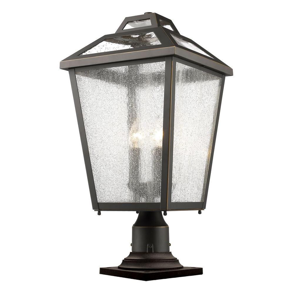 Pier mount lights outdoor lighting accessories outdoor lighting wilkins mozeypictures Image collections
