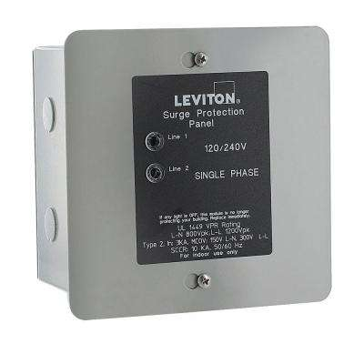 120/240-Volt Surge Protection Panel