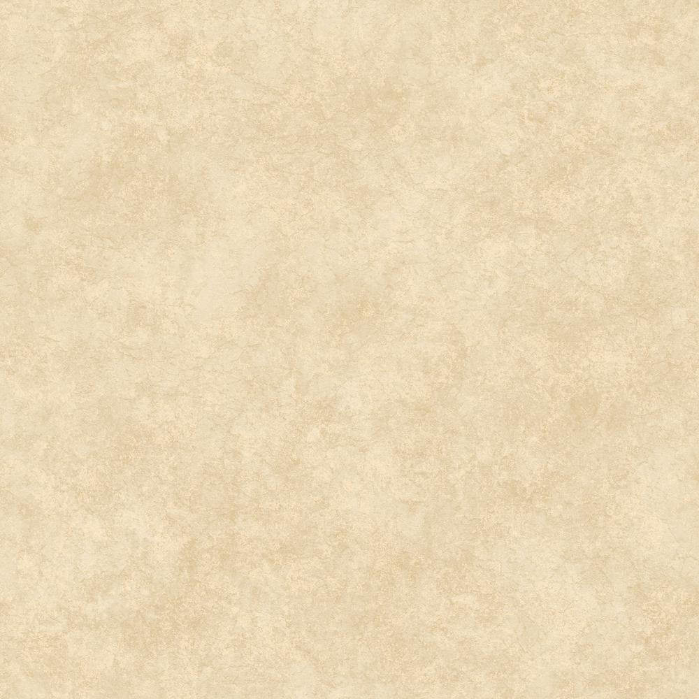 57.8 sq. ft. Reale Cream Stone Wallpaper