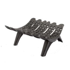 Liberty Foundry 18 inch Cast Iron Fireplace Grate with 2.5 inch Legs by Liberty Foundry