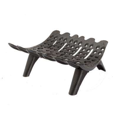 18 in. Cast Iron Fireplace Grate with 2.5 in. Legs
