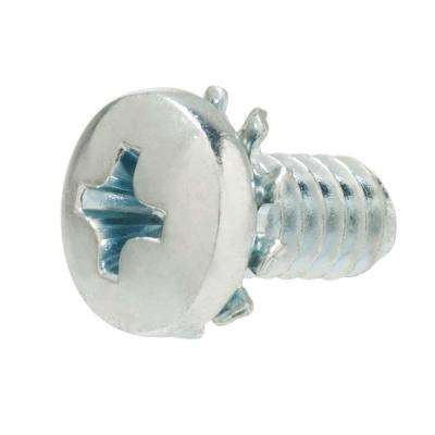 #8-32 x 1/2 in. Phillips Pan-Head Machine Screws (3-Pack)