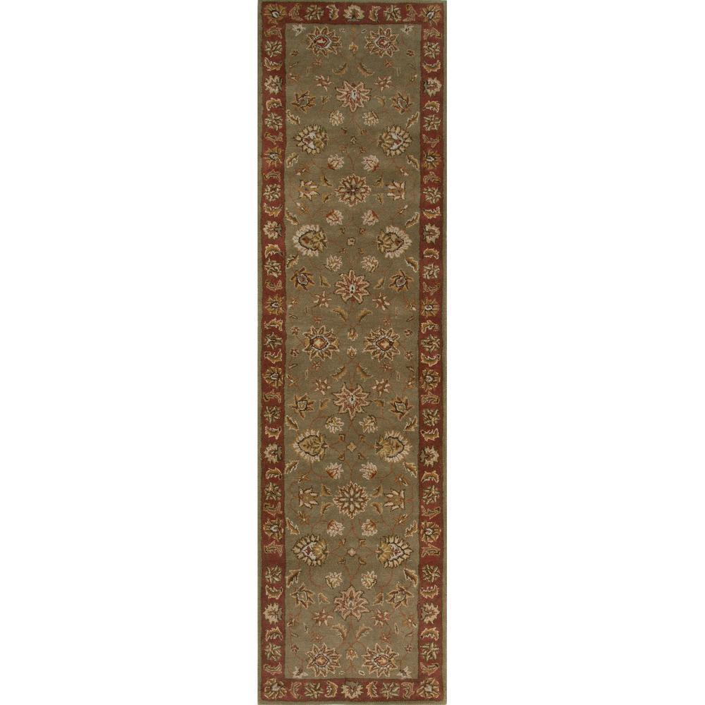Jaipur Rugs Boa 4 Ft X 16 Oriental Runner Rug