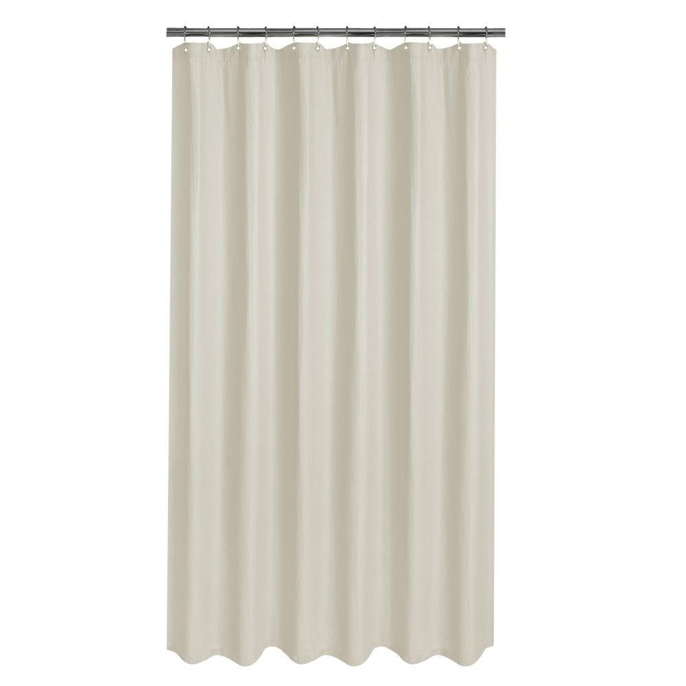 ecru il x white curtain fabric curtains zoom fullxfull shower listing taupe