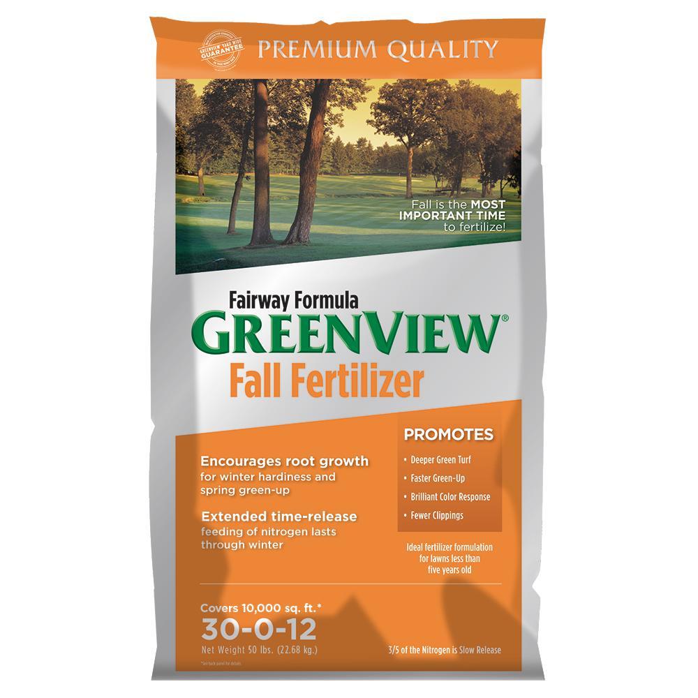 50 lbs. Fairway Formula Fall Fertilizer