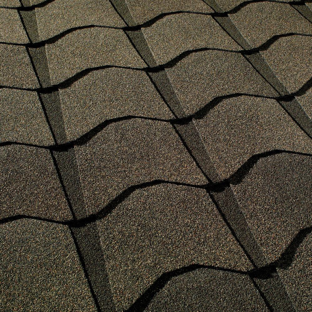 GAF Installed Monaco Lifetime Laminated Asphalt Shingles – Laminated Asphalt Roofing Shingles