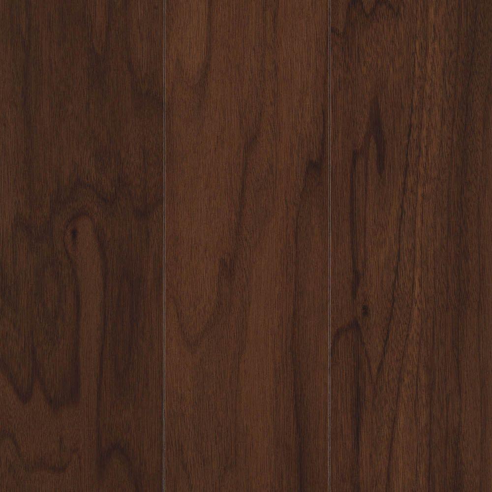 Mohawk Asherton Cocoa Walnut 1/2 in. T x 4 in. W x Random L UNICLIC Engineered Hardwood Flooring(19.5 sq.ft./case)-DISCONTINUED