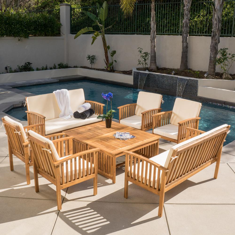 Waterproof Patio Conversation Sets, Weatherproof Outdoor Furniture