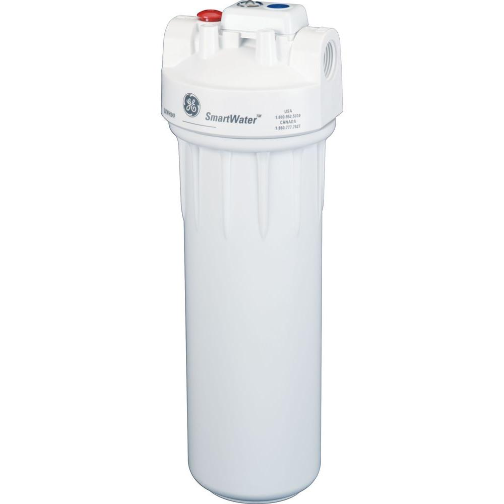 Home Water Filter >> Ge Whole House Water Filtration System Gxwh04f The Home Depot