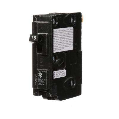 15 Amp Single-Pole Type MSQ QO Replacement Circuit Breaker