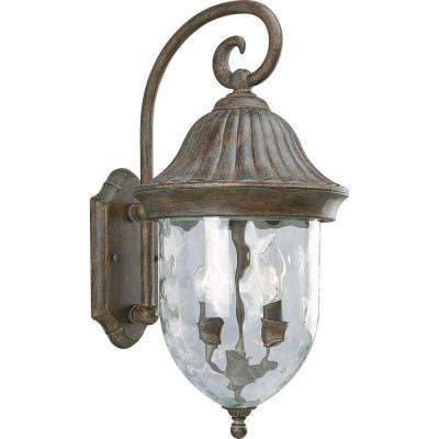 Coventry Collection Fieldstone 2-Light Outdoor Wall Lantern