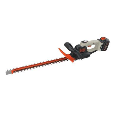 24 in. 60V MAX Lithium-Ion Cordless POWERCUT Hedge Trimmer with (1) 1.5Ah Battery and Charger Included