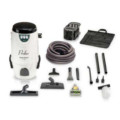 Prolux Lite 4 Gal. Professional Wall Mounted Garage Shop Wet/Dry Vacuum Pick Up
