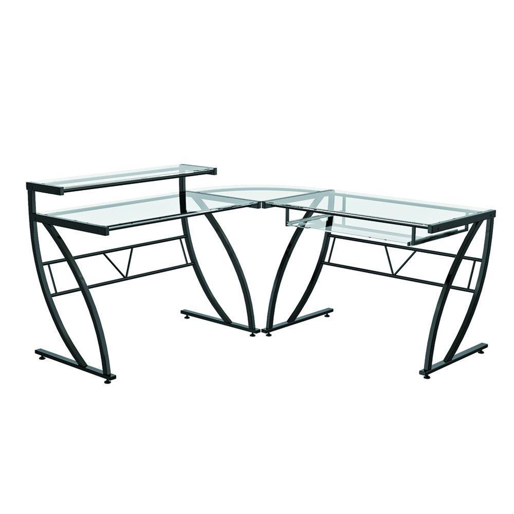 Z-Line Designs Black Desk