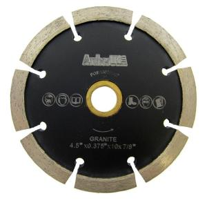 Archer USA 4.5 inch Crack Chaser Diamond Blade for Concrete Repair by Archer USA
