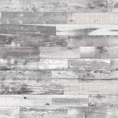 Barnwood Collection 3/8 in. X 6 in. x 64 in. Classic Country Engineered Wood Interior Accent Wall Panel (8-Box)