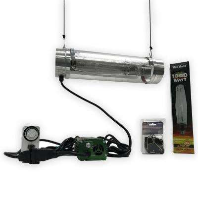 1000-Watt Air Cooled Cylinder Grow Lighting System