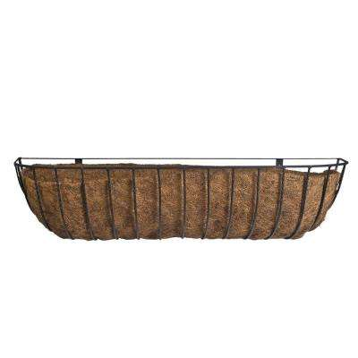36 in. Canterbury Horse Trough Planter