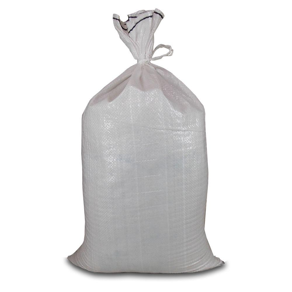 Hercules Poly Woven Sand Bag with Tie (100-Count)