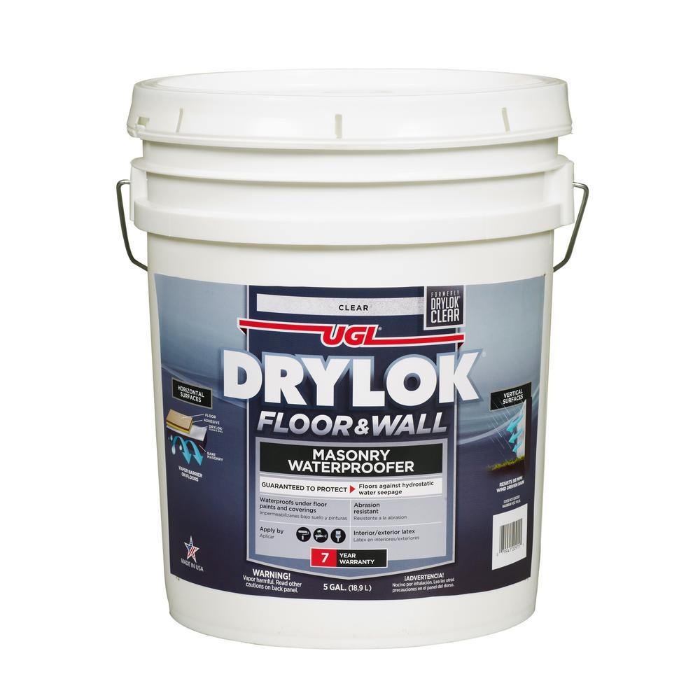 Drylok 5 Gal Floor And Wall Masonry