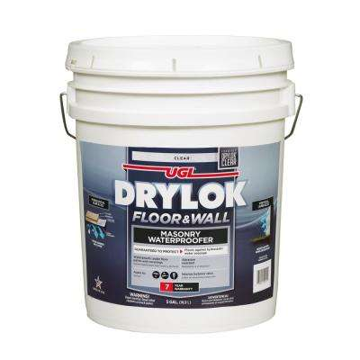 5 gal. Floor and Wall Masonry Waterproofer