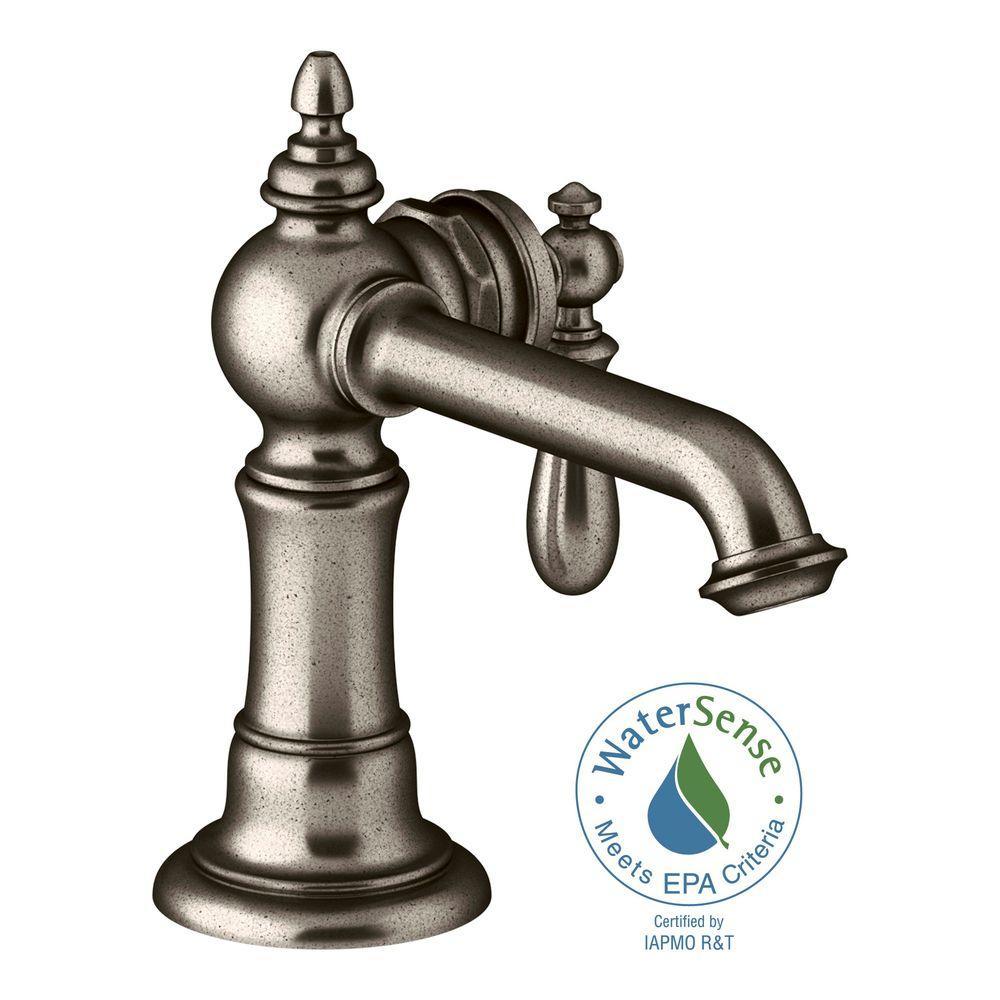 Vintage Nickel - Bathroom Sink Faucets - Bathroom Faucets - The Home ...