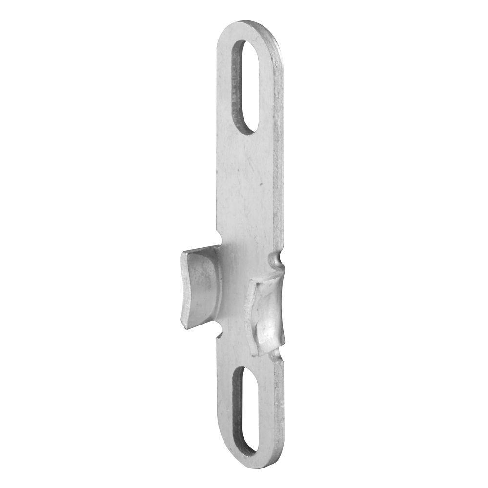 Prime-Line Universal Aluminum Casement Window Lock Keeper