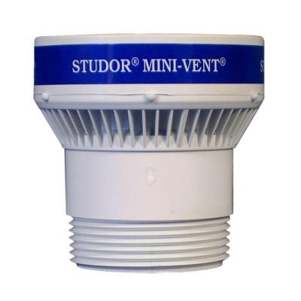 1-1/2 in. or 2 in. PVC Mini Vent Adapter