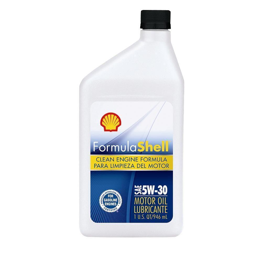 formula shell 5w 30 formula shell conventional motor oil. Black Bedroom Furniture Sets. Home Design Ideas
