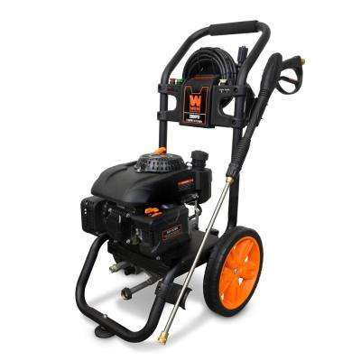 2800 PSI 2.3 GPM Gas Pressure Washer 173 cc