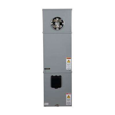 CH 200 Amp Overhead Commercial Meter Breaker Safety Socket