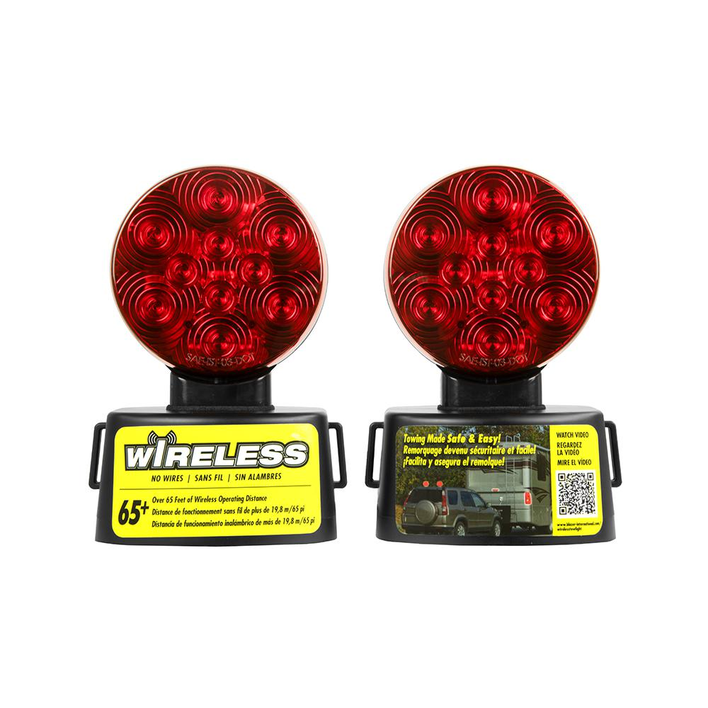 Blazer LED Wireless Magnetic Towing Light Kit