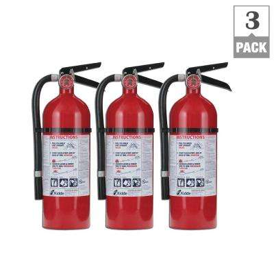 Pro 210 2-A;10-B;C Fire Extinguisher (Bundle of 3)