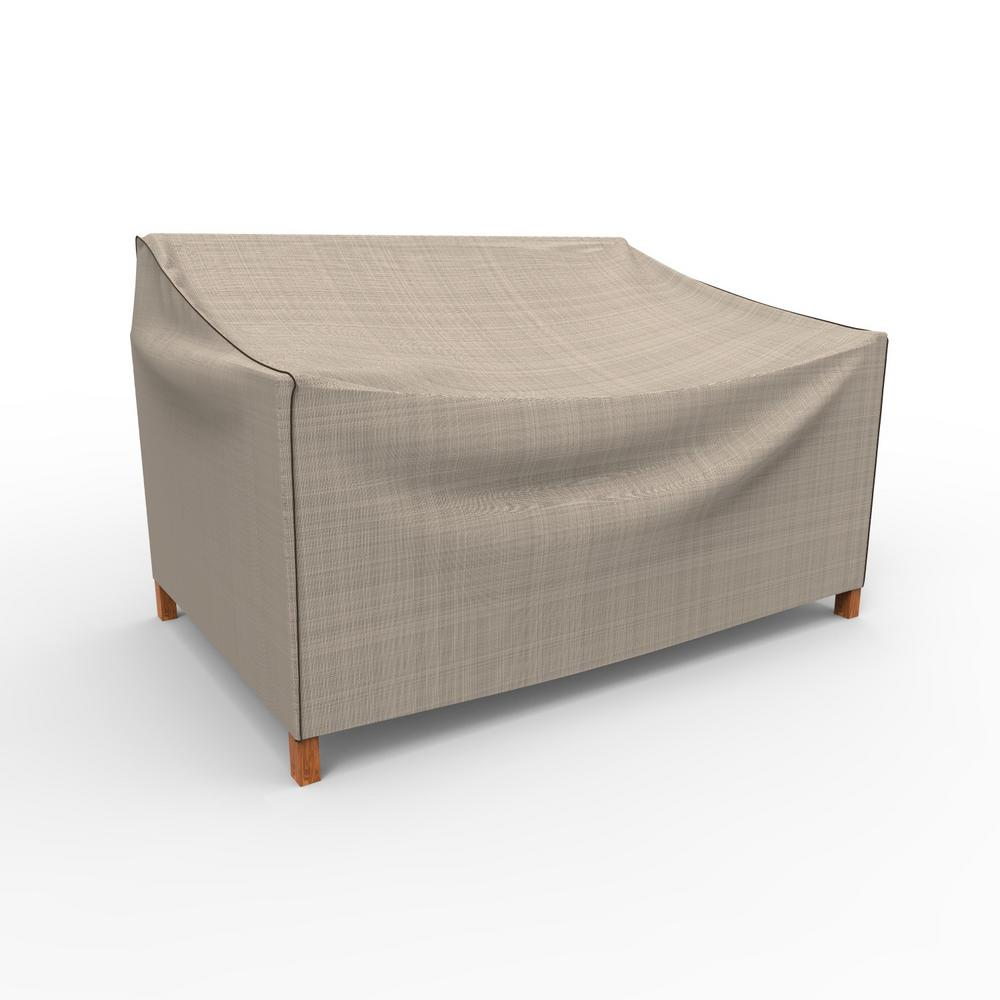 Budge English Garden Small Patio Loveseat Covers-P3A03PM1