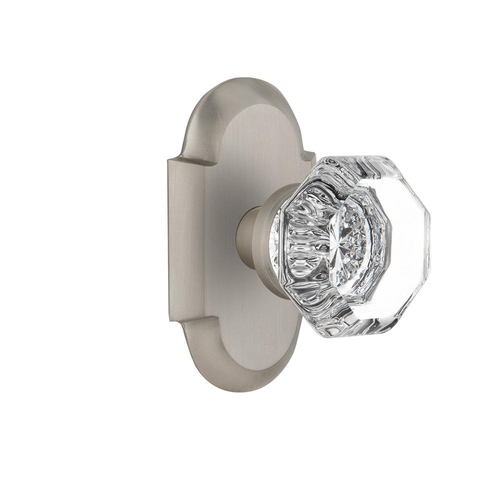 Defiant Hartford Satin Nickel Privacy Bed Bath Door Knob