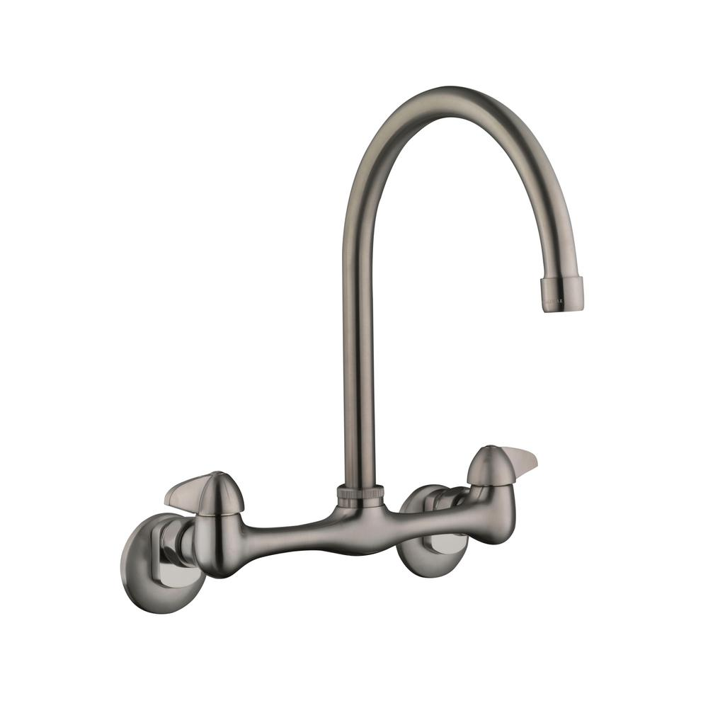 100+ [ Glacier Bay Kitchen Faucets ] | Glacier Bay Single Handle ...