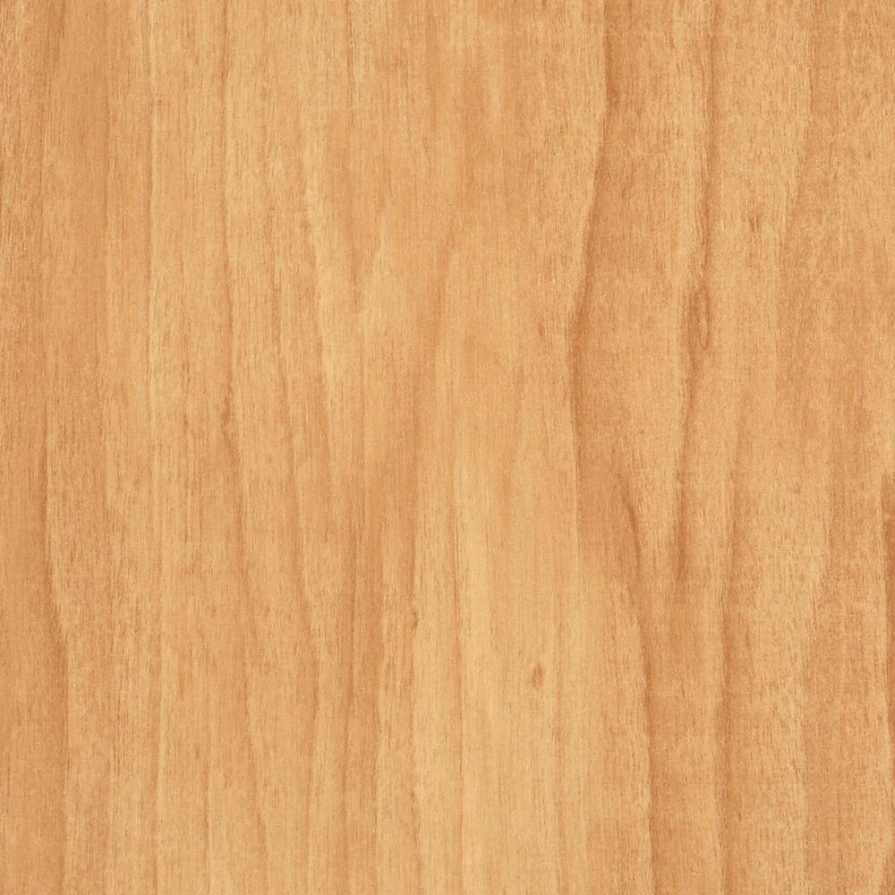 TrafficMASTER Take Home Sample - Golden Maple Luxury Vinyl Plank Flooring - 4 in. x 4 in.
