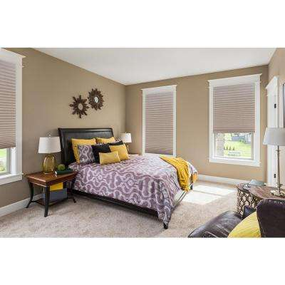Fabric Natural Light Blocking Window Shade (4-Pack)