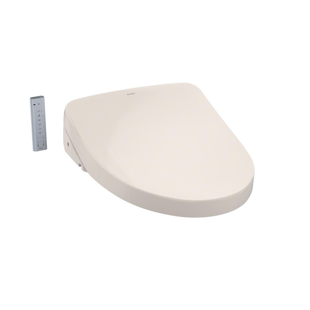 Toto S550e Electric Bidet Seat For Elongated Toilet In