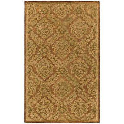 Magi Golan Heights Copper 9 Ft. 6 In. X 13 Ft. Area Rug
