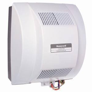 Honeywell Powered Flow-Through Whole House Humidifier by
